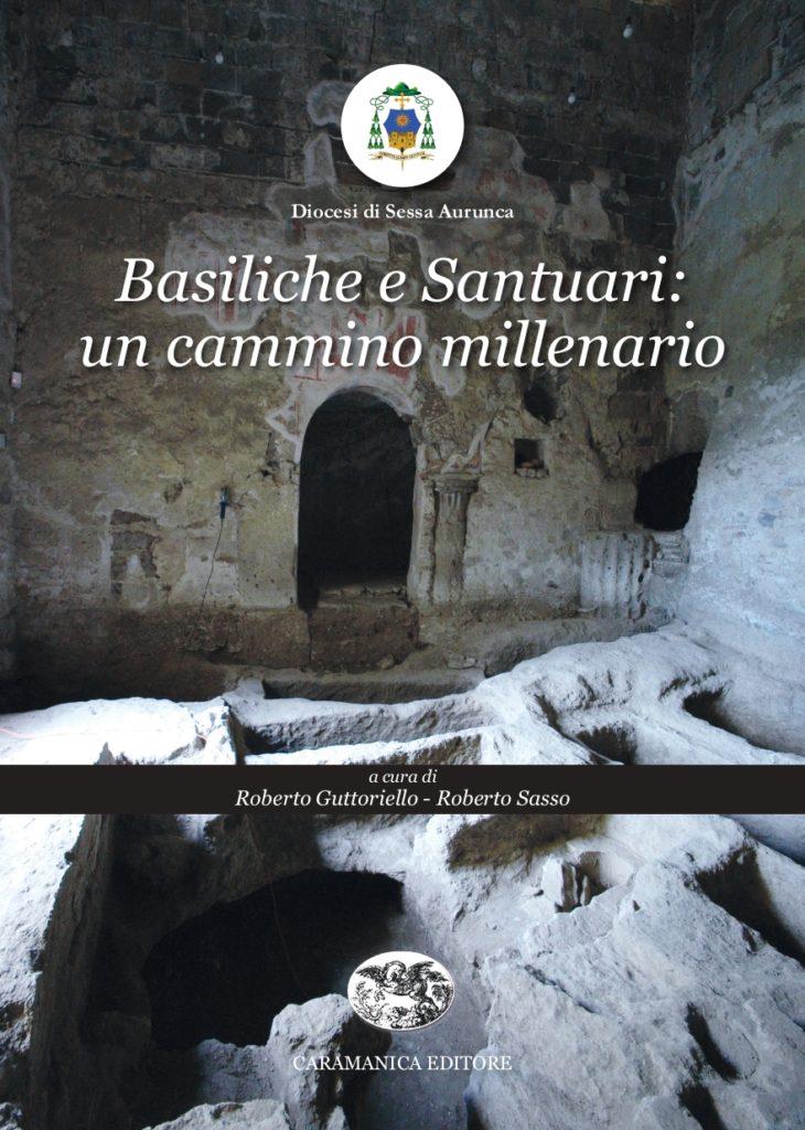 Domenica 4 agosto, presentazione libro Basiliche e Santuari diocesani