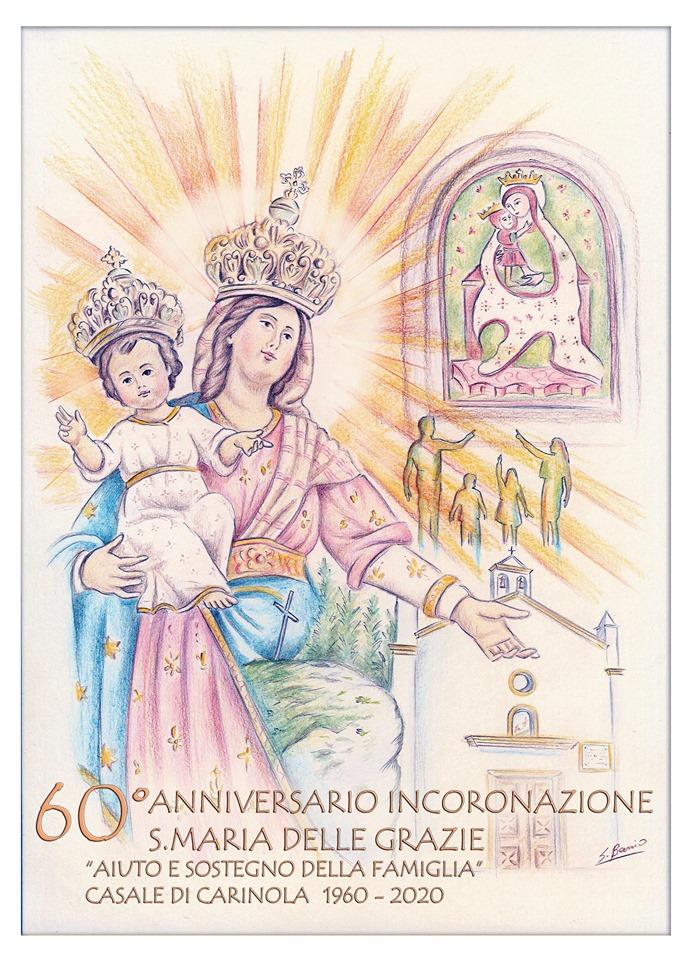 Santuario di Casale: Sessantesimo anno dall'Incoronazione