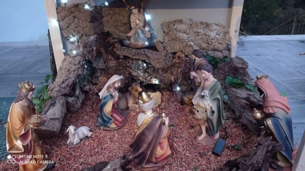 Il Presepe di Carmine Andolfi al Santuario: una tradizione che si rinnova!