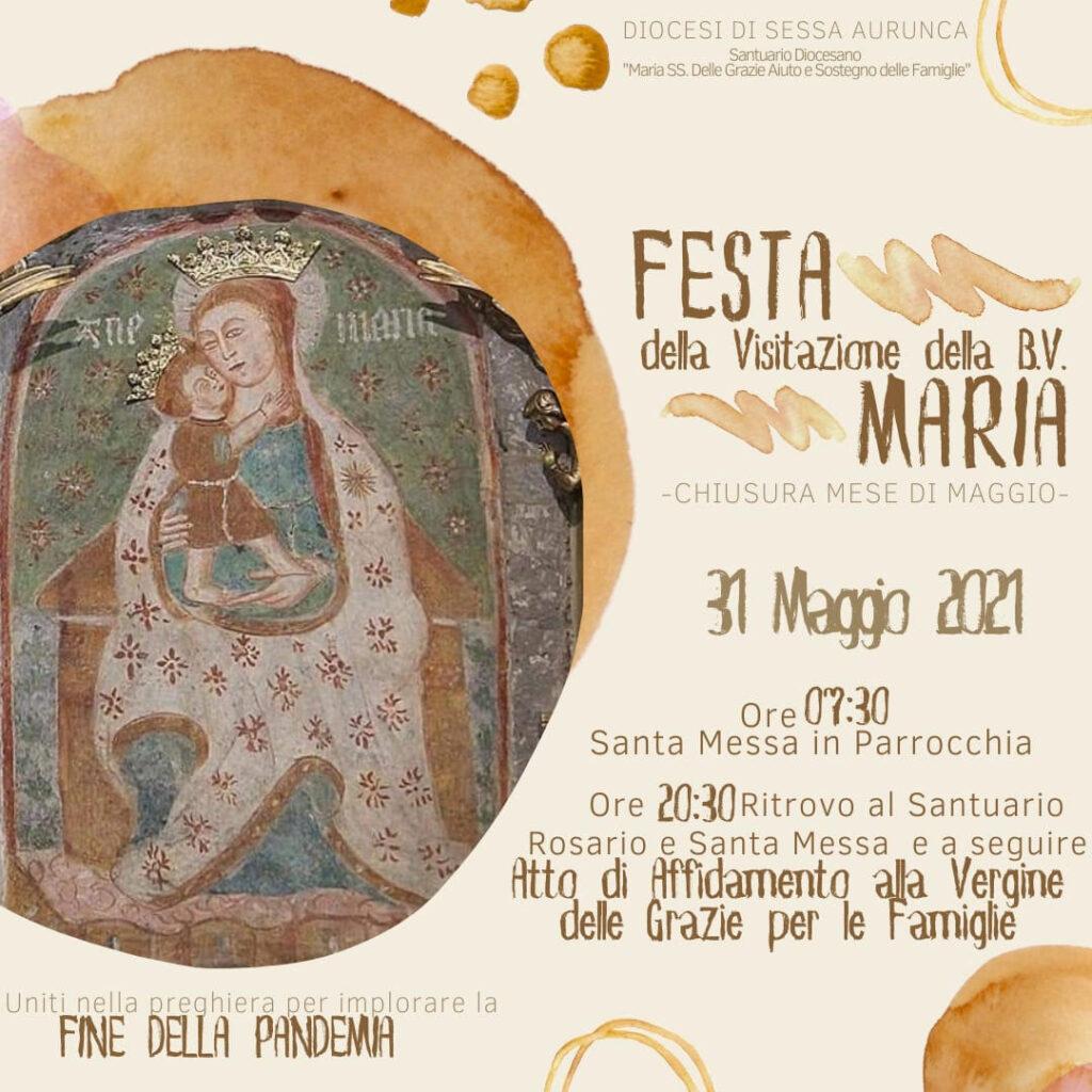 Festa della visitazione della BV. Maria